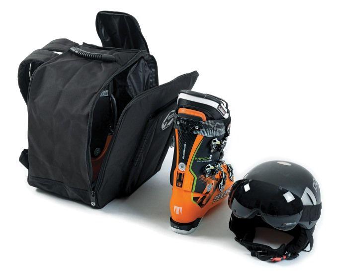 swissbull skischuhtasche mit helmfach taschen f r jeden zweck reisetaschen. Black Bedroom Furniture Sets. Home Design Ideas